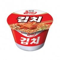 농심 김치 큰사발