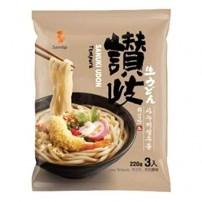 사누끼 생우동 튀김우동맛 3인분