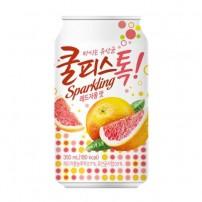 동원 쿨피스톡 레드자몽맛 350ml