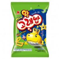 오리온 왕고래밥 볶음양념맛 56g