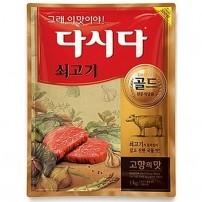 CJ 다시다 쇠고기맛 1kg