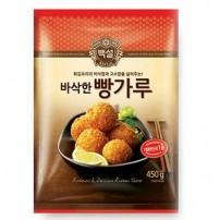 백설 바삭한빵가루450g