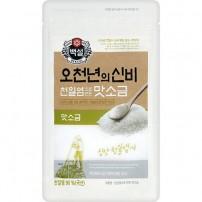 백설 천일염으로만든 맛소금300g