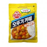 오뚜기 카레가루 약간매운맛 500g