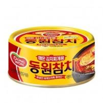 동원 매운 김치찌개용 참치 150g