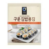 청정원 구운 김밥용김 10매 20g