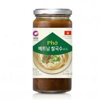 청정원 베트남 쌀국수 소스 370g