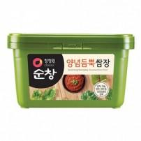 청정원 양념듬뿍 쌈장 1kg