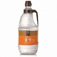 청정원 물엿 2.45kg