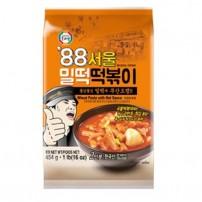수라상 88서울 밀떡 떡볶이 454g
