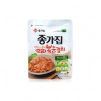 종가집 새콤달콤 볶음김치 190G