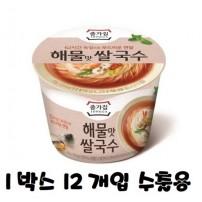 종가집 해물맛 쌀국수 1박스