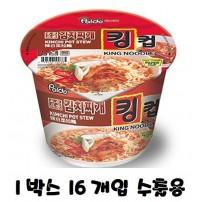 팔도 김치찌개 킹컵 1박스