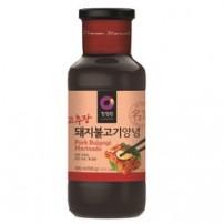 청정원 고추장 돼지 불고기양념 500g