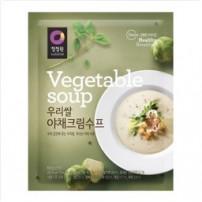 청정원 우리쌀 야채크림수프 60g