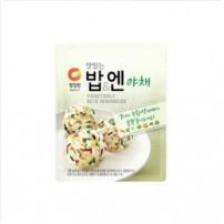 청정원 맛있는 밥&엔 야채 24g
