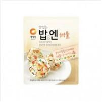 청정원 맛있는 밥&엔 해물 24g
