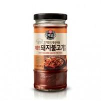 백설 매콤한 돼지 불고기양념 290g