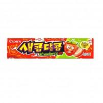 크라운 새콤달콤 딸기 29g