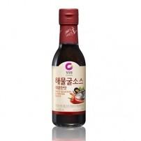 청정원 해물굴소스 매콤한맛 250g