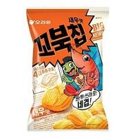오리온 꼬북칩 새우맛 80g