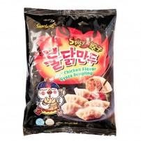 삼양 불닭 만두