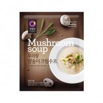 청정원 우리쌀 양송이 수프