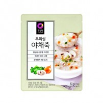 청정원 우리쌀 야채죽