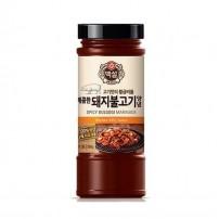 백설 매콤한 돼지 불고기양념 500g