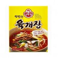 오뚜기 맛있는 육개장 38g