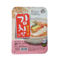 아씨 김치쌀국수