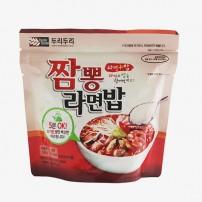 두리두리 짬뽕 라면밥