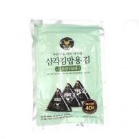 삼각 김밥용 김 40매