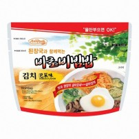 이지밥 바로 비빔밥 김치 140g