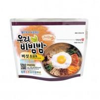이지밥 바로 비빔밥 버섯 100g