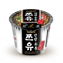 삼양 쯔유 간장 우동 130g