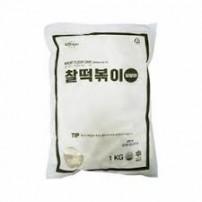 찰떡볶이 알알이 밀떡 1kg